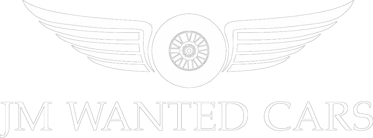 JM Wanted Cars Logo